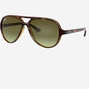 Ray Ban aviator  Tortoise Sunglasses